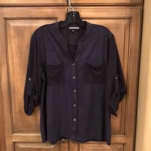 Anatomie Clothing Ultra Suede Top